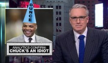 Keith Olbermann Rips Charles Barkley and His Thoughts on Analytics (Video)