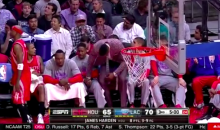 Let's Discuss This Dwight Howard Crotch Grab, Shall We? (Video)