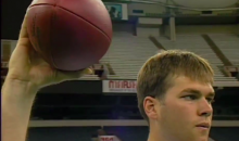 Let's Look Back on the Hilariously Terrible Tom Brady Combine Tape (Video)
