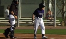 88-Year-Old Man Charges the Mound at Colorado Rockies Fantasy Camp (Video)