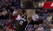 Markel Brown RSVPs To Next Year's Dunk Contest with a 360 Jam (Video)