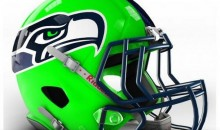 Design Company Recreates NFL Helmets For All 32 Teams (Gallery)