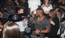 The Patriots Victory Party Featured A $12,000 Bottle of Champagne (Pics)