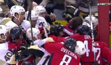 Brawl Breaks Out In Penguins Bench During Game vs. Caps (Video)