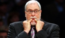 Knicks Pres. Phil Jackson Wants 4-Point Line Added & a 30-Second Shot Clock