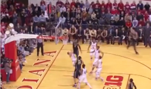 Purdue's Jon Octeus Brings the Thunder Down on Indiana (Video)