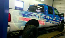 Rex Ryan's New Truck Is Beaming With Buffalo Bills Pride (Pics)