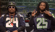 'Saturday Night Live' Makes Fun of Fairweather Seahawks Fans (Video)