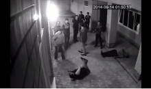 Professional Boxer Knocks Out Gang Of Thugs After They Mess With His Wife (Video)