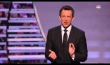 Seth Meyers' NFL Honors Monologue Burns Roger Goodell, Johnny Manziel (Video)