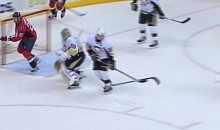 Should We Be Impressed By This Sidney Crosby Stick Catch? (Video)