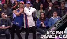 Taylor Swift and Jimmy Fallon Show Their Moves on a Dance Cam (Video)
