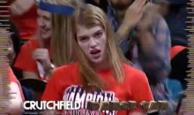 Virginia Dance Cam Features Freaky Girl With Killer Dance Moves (Video)
