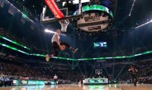 Zach LaVine's Entire Dunk Contest Championship Performance (Video)