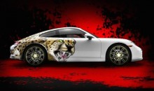 Adidas Will Give Special Edition Porsche 911s for Three Fastest 40s at NFL Scouting Combine (Pics)