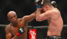UFC Legend Anderson Silva Tests Positive for Steroids