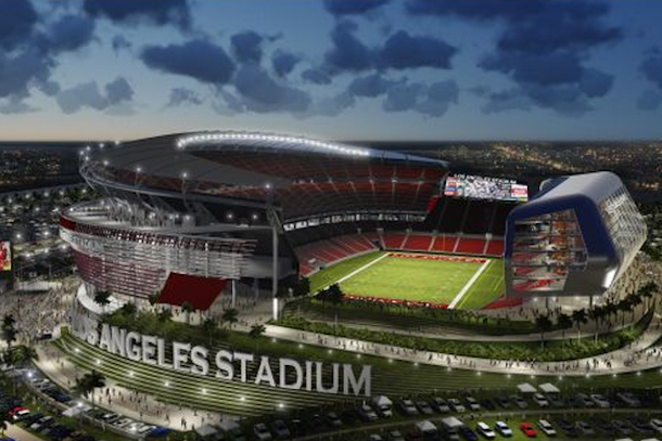 chargers and raiders stadium plan