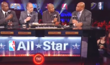 Charles Barkley Curses on Live TV, Defiling Innocent Ears of America's Youth (Video)