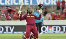 "West Indies' Chris Gayle Destroys Cricket World Cup Record, Hitting Rare ""Double Century"""