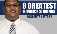 The 9 Greatest Gimmick Signings in Sports History