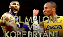 9 Sports Fights That Would Be Better Than Karl Malone vs. Kobe Bryant