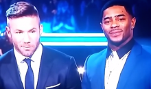 There Was Another Malcolm Butler Interception Last Night at the 2015 Grammy Awards (Video)