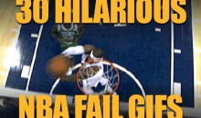 30 Hilarious NBA Fail GIFs