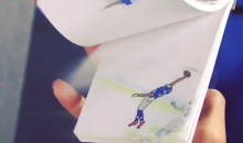 Watch the Odell Beckham Jr Catch in Flipbook Form (Video)