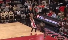 This Rutgers Layup Fail Is Just So Sad (Video)