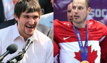 Ryan Getzlaf-Alex Ovechkin Feud: Ovechkin Says Getzlaf Is Just Jealous of His Hair (Video)