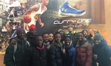 Steph Curry Buys Shoes for Random Kids, Because Steph Curry Is an Awesome Dude (Pic)