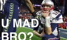 Check Out This Amazing Tom Brady-Richard Sherman Photo After Final Play of Super Bowl XLIX (Pics)