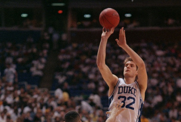 Former Duke Star Christian Laettner Files For Bankruptcy