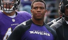 Ray Rice Promises to Donate Salary to Domestic Violence Programs If Signed By NFL Team