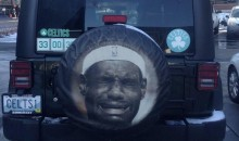 Celtics Fan's Truck Is The Most Amazing Thing Ever (Pic)