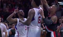 Watch Chris Paul Scream at DeAndre Jordan For Not Shooting The Ball (Video)