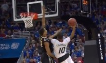 Cincinnati Forces OT With Circus Layup, Beats Purdue (Video)