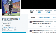 DeMarco Murray Removes 'Cowboys' from His Twitter Bio for Free Agency