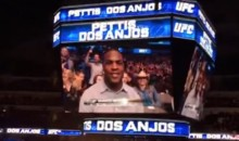 DeMarco Murray Gets Booed at UFC 185 in Dallas (Video)