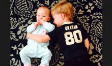 Drew Brees' Kids Are Also Taking the Jimmy Graham Trade Pretty Hard (Tweet)