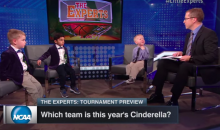 ESPN Recruits Toddlers to Give Their NCAA Tournament Predictions (Video)