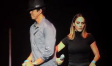 "Erik Spolestra and His Hot Wife Sang ""Billy Jean"" For Charity (Video)"