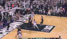 Gus Johnson Flips Out Over Dunk by Michigan State's Matt Costello (Video)