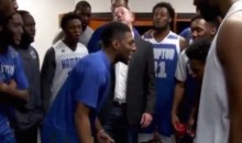 Hampton Looks to Ric Flair Chant For Inspiration Prior to Game vs. Kentucky (Video)