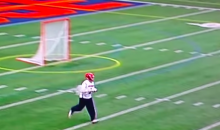 Hidden Ball Trick Gives Syracuse Lacrosse an Easy Goal Over UVA (Video)