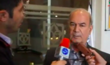 Iranian Soccer Exec Dishes Out a Nutshot to an Unlucky Reporter (Video)