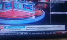 Joffrey Lupul Twitter Drama Is The Highlight of TSN TradeCentre Coverage