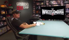 WrestleMania 31: Jon Gruden Breaks Down the 'Andre The Giant Battle Royal' (Video)