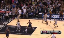 Kyrie Irving Buzzer Beater Helps Cavs Beat Spurs in OT (Video)