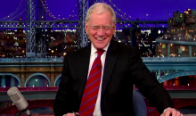 Letterman Top 10 List Makes Us Revisit the Vitale-Judd Kiss (Video)